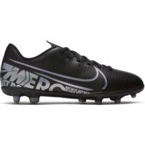 Nike JR MERCURIAL VAPOR 13 CLUB FG-MG čierna 4.5Y - Detské kopačky