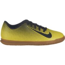 Nike JR NIKE BRAVATA II IC žltá 5Y - Juniorská halová obuv
