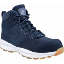 Nike MANOA 17 GS modrá 5Y - Detská obuv