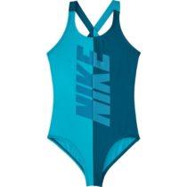 Nike RIFT zelená S - Dievčenské jednodielne plavky