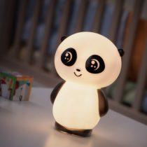 Nočná LED lampička panda