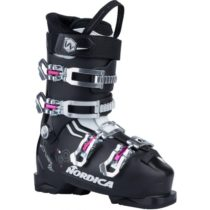 Nordica THE CRUISE 55 S W čierna 25 - Dámska lyžiarska obuv