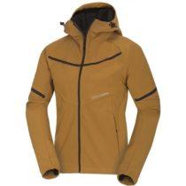 Northfinder ALEXEI oranžová XXL - Pánska softshellová bunda