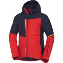 Northfinder CORIN červená S - Pánska lyžiarska bunda