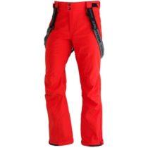Northfinder LUX červená XXL - Pánske softshellové lyžiarske nohavice