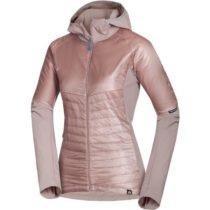 Northfinder MARLEY svetlo ružová L - Dámska bunda