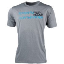 Northfinder SPEERO šedá L - Pánske tričko
