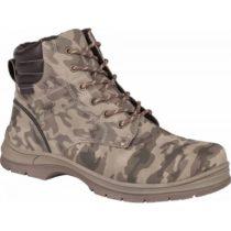 Numero Uno CAMEL ARMY M béžová 44 - Pánska zimná obuv