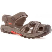 Numero Uno MORELA M čierna 46 - Pánske trekové sandále