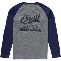 O'Neill PB CREW FLEECE šedá 164 - Chlapčenská mikina