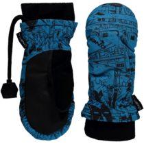 O'Neill BB ALL MOUNTAIN MITTENS tmavo modrá M - Detské zimné rukavice