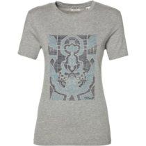 O'Neill LW VALLEY TRAIL T-SHIRT šedá XS - Dámske tričko