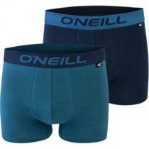 O'Neill Boxershorts 2-pack Season tmavo modrá XL - Pánske boxerky
