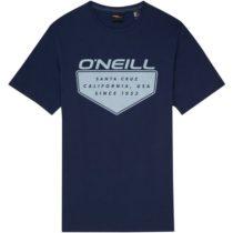 O'Neill LM O'NEILL CRUZ T-SHIRT tmavo modrá S - Pánske tričko