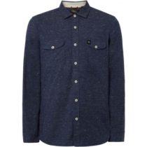 O'Neill LM VIOLATOR FLANNEL SHIRT tmavo modrá XL - Pánska košeľa