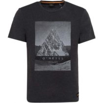 O'Neill LM FULLER T-SHIRT tmavo šedá M - Pánske tričko