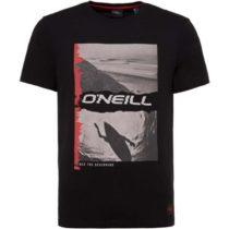 O'Neill LM SEICHE T-SHIRT čierna S - Pánske tričko