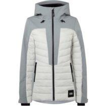 O'Neill PW BAFFLE IGNEOUS JACKET biela S - Dámska lyžiarska/snowboardová bunda