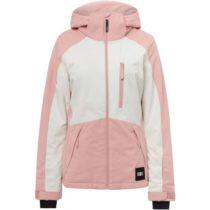 O'Neill PW APLITE JACKET ružová L - Dámska lyžiarska/snowboardová bunda