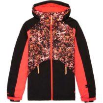 O'Neill PG ALLURE JACKET čierna 128 - Dievčenská lyžiarska/snowboardová bunda
