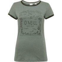 O'Neill LW AUDRA T-SHIRT šedá L - Dámske tričko