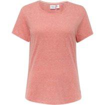 O'Neill LW ESSENTIAL T-SHIRT ružová XL - Dámske tričko