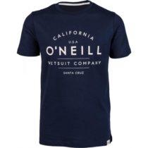 O'Neill LB O'NEILL T-SHIRT tmavo modrá 128 - Chlapčenské tričko