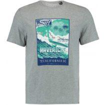 O'Neill LM MAVERICKS T-SHIRT sivá S - Pánske tričko