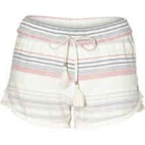 O'Neill LW JACQUARD LACE DETAIL SHORTS biela XS - Dámske šortky