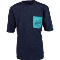 O'Neill PB POCKET SURF SSLV SKIN tmavo modrá 8 - Detské surf tričko