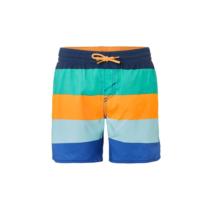 O'Neill PB VERT HORIZON SHORTS tmavo modrá 164 - Chlapčenské šortky do vody