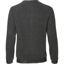 O'Neill PM 2-FACE HYBRID CREW FLEECE tmavo šedá L - Pánske funkčné tričko s dlhým rukávom