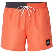 O'Neill PM BLOCKED SHORTS oranžová L - Pánske šortky do vody