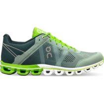 ON CLOUDFLOW tmavo zelená 8.5 - Pánska bežecká obuv
