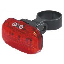 One SAFE 1.0 červená  - Predné svetlo na bicykel