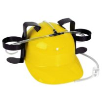 Pivná helma - žltá
