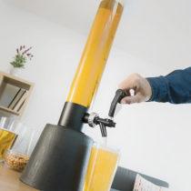Pivný výčap - party veža