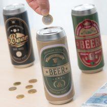 Pokladnička plechovka piva