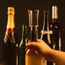 Poldecák na fľašu