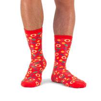 Polievkové ponožky - minestrone