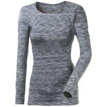 Progress MG LOCA BLACK šedá XL - Dámske funkčné tričko