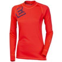 Progress DF NDRZ PRINT červená XL - Dámske funkčné tričko
