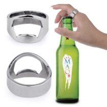 Prsteňový otvárač fliaš