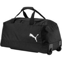 Puma PRO TRAINING II M WHEEL BAG čierna M - Športová taška na kolieskach