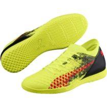 Puma FUTURE 18.4 IT žltá 7.5 - Pánska halová obuv