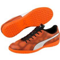 Puma RAPIDO IT oranžová 10.5 - Pánska halová obuv