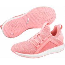 Puma MEGA NRGY KNIT WNS ružová 4.5 - Dámska obuv na voľný čas