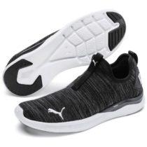 Puma IGNITE FLASH SUMMER SLIP tmavo šedá 7.5 - Pánska voľnočasová obuv