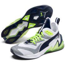 Puma LQDCELL ORIGIN TECH biela 8 - Pánska voľnočasová obuv