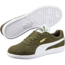 Puma ICRA TRAINER SD zelená 10.5 - Pánska vychádzková obuv